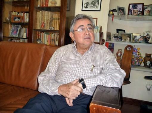 Califica como absurdo Nicéforo a Castro Cerrillo