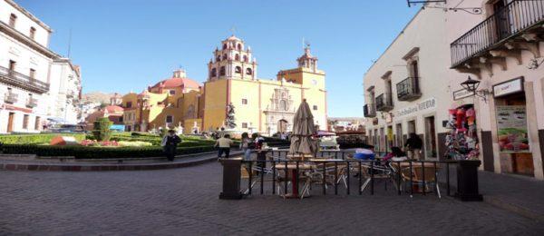 Invasión del Centro Histórico de Guanajuato sigue igual: INAH