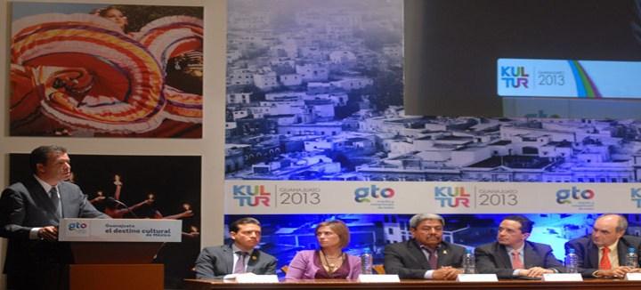 KULTUR es plataforma para Guanajuato
