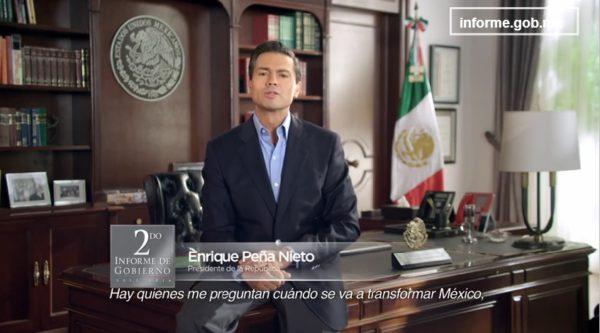 Respalda Márquez cancelación de reunión EPN-Trump