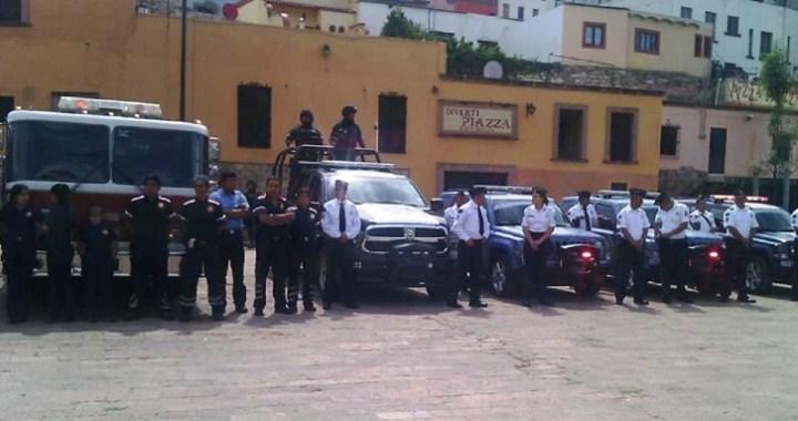 Arranca operativo de seguridad de Semana Santa