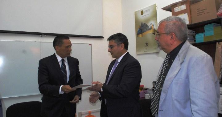 Nombran a Antonio González Arroyo Secretario Técnico de la RCO- ANUIES