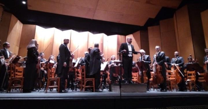 Se engalana el Teatro Juárez con primer Concierto de la OSUG
