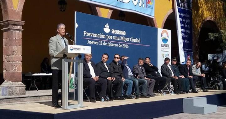 Inician jornadas «Prevención Por Una Mejor Ciudad»