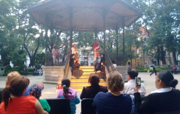 Leyenda del Cerro de la Bufa llega en forma de obra de teatro