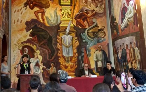 """Inició XI Coloquio Nacional """"Efraín Huerta"""""""