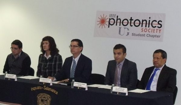 Convoca UG a expertos nacionales e internacionales en el área de Fotónica