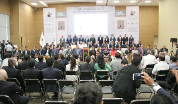 Instalan Comité para conmemorar el Centenario de la Constitución Política del Estado