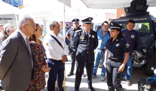 Representantes de universidades intercambian experiencias en materia de seguridad