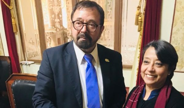 Visita Guanajuato el embajador de la India por los preparativos del FIC 2018