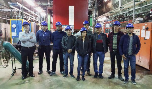 Estudiantes de la UG trabajan en proyectos internacionales para estudiar física de altas energías
