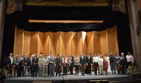 Otorga IEC reconocimiento Orgullo Musical FIC a la Orquesta Sinfónica Juvenil