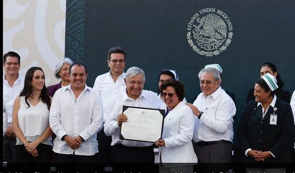 Orgullo UG: ex rectora Campus Celaya-Salvatierra