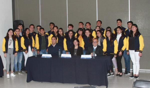 Estudiantes UG impulsan industria 4.0