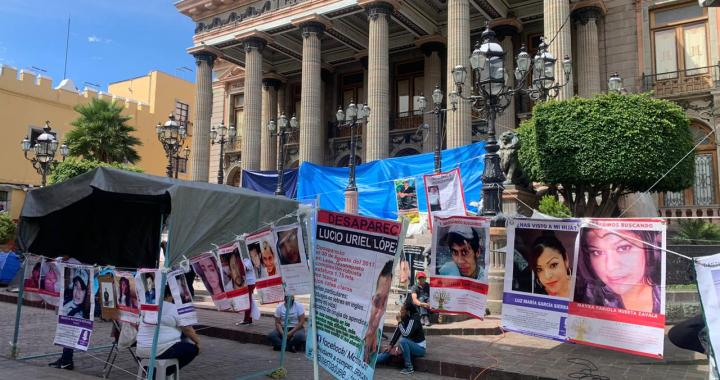 Autoridades de los 3 niveles de gobierno deben asumir su responsabilidad ante personas desaparecidas