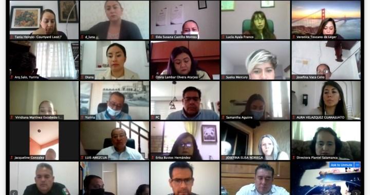 Dialogan sobre la trata de personas en su día internacional