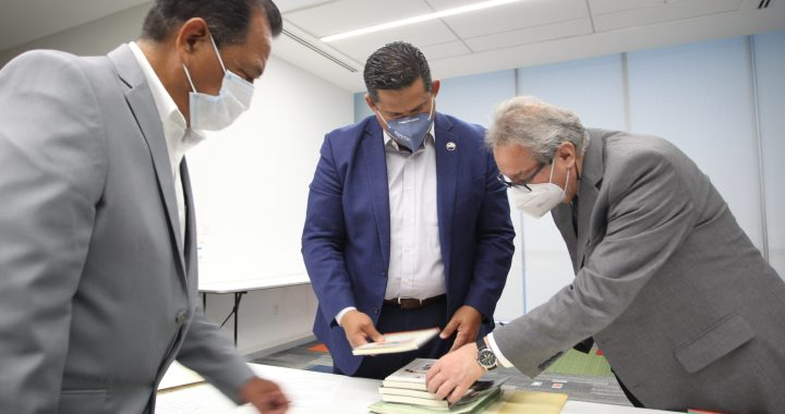 Propone gobernador instaurar el día del cronista en Guanajuato