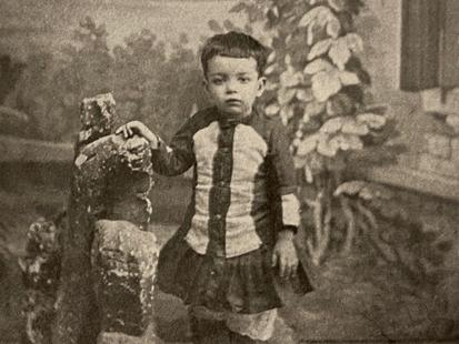 Diego Rivera, el niño prodigio de Guanajuato