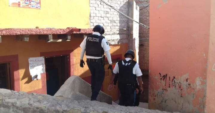 En 2020 cinco policías fueron dados de baja