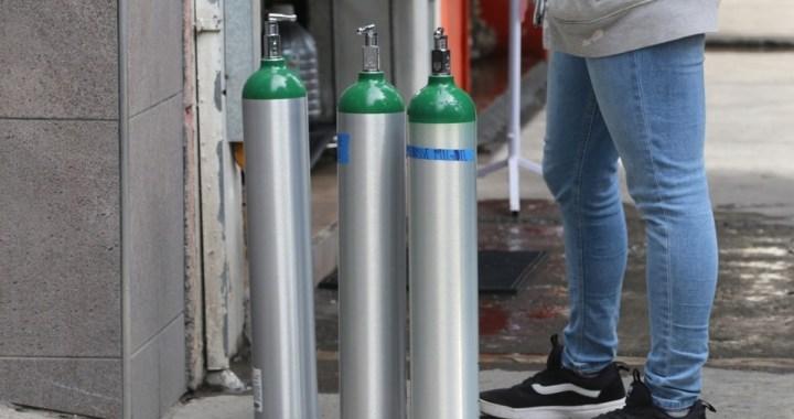 Regresarán oxígeno gratuito en bomberos