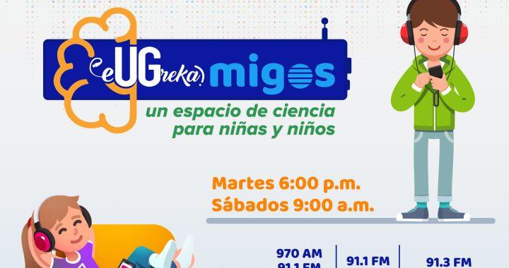 UG invita a niñas y niños a disfrutar de la ciencia a través de eUGrekamigos
