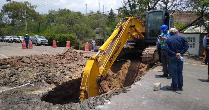 Carretera libre a Silao estará cerrada por una semana, buscan vías alternas