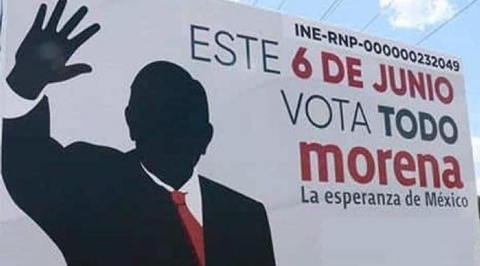 AMLO está en su cuarta campaña presidencial: 2022.