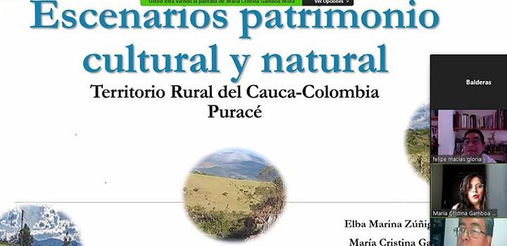 Realiza UG Seminario sobre Patrimonio Cultural y Natural