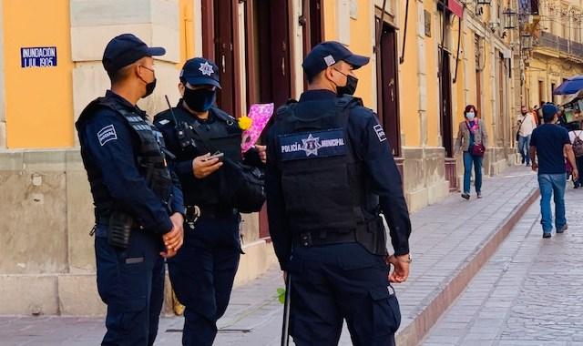 Policía en la capital se mantiene en alerta contra ataques