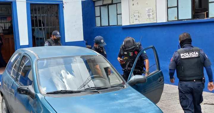 Detienen en la capital a mujer acusada de robo
