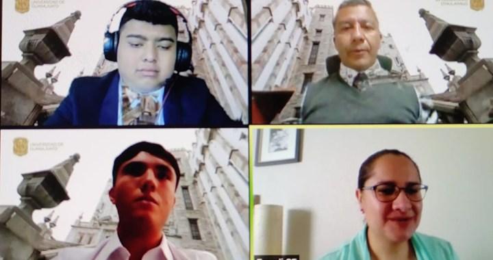 Reconoce UG buena gestión de grupos del Campus Irapuato – Salamanca