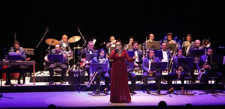 Big Band DEMAE deleita a su comunidad con un concierto en el Teatro Principal