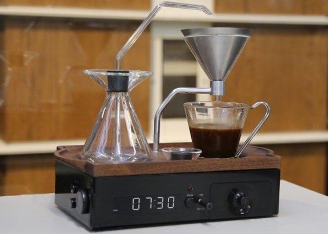 Barisieur Cafetera con Alarma