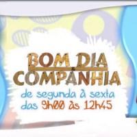 """""""Bom Dia & Cia"""" vai ganhar novo cenário,apresentadores e desenhos"""