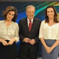 Ana Paula Araújo assume o comando do Bom Dia Brasil