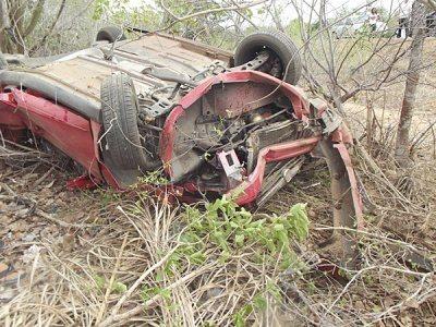 Tragédia na BR-230, em Nazaré do PI, mata irmãos que passavam férias em Oeiras 1