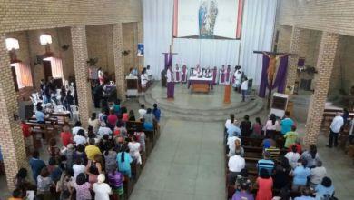 Missa na Quarta-feira de Cinzas marca início da Quaresma da Sagrada Família 7