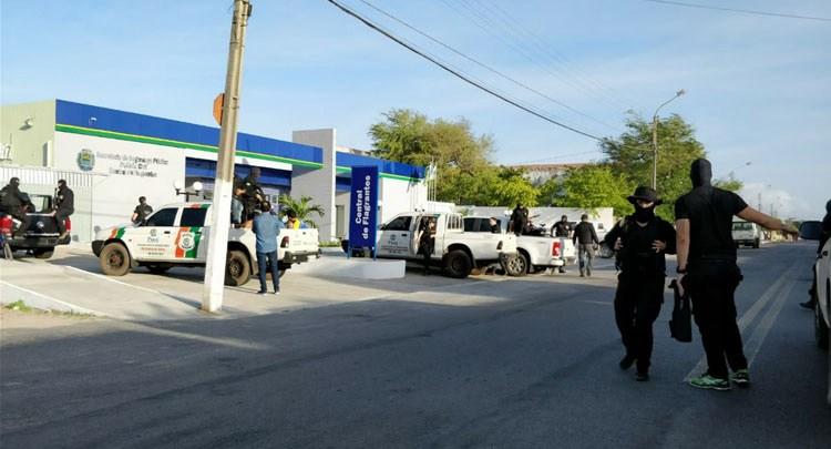 Operação prende quatro suspeitos de aplicar golpe milionário com a Nota Piauiense 1