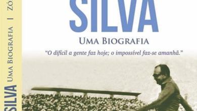 Biografia de Alberto Silva será lançada em Oeiras na segunda-feira, 18 5