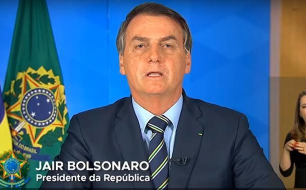 Bolsonaro diz que vai pedir ao Ministério da Saúde isolamento só para idosos e pessoas com doenças 10