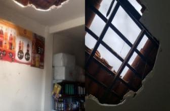 Ladrões assaltam mercadinho em Oeiras 8