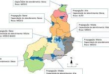 Regiões com maior risco epidemiológico para contaminação de Covid-19 possuem menor capacidade de atendimento no Piauí 13