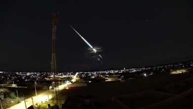 Meteoro brilhante é visto no céu do Nordeste; assista o vídeo! 5