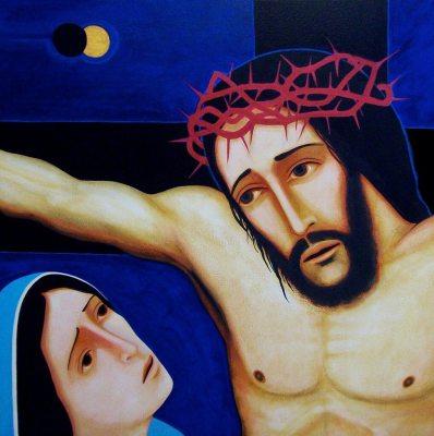A fé de Maria