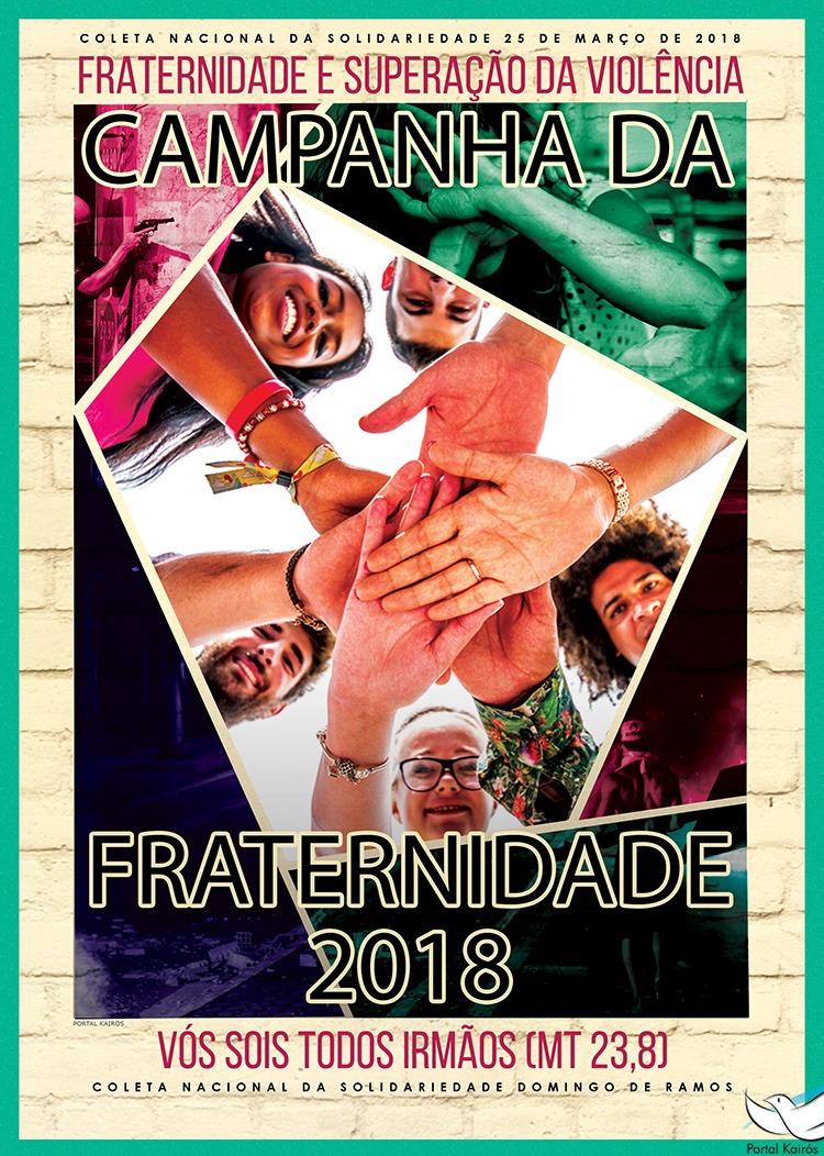 Cartaz Alternativo da CF-2018