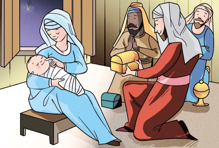 6 de janeiro: Epifania do Senhor