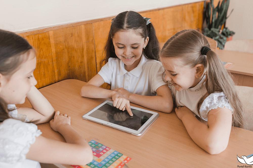 Nas escolas - Campanha da Fraternidade 2019