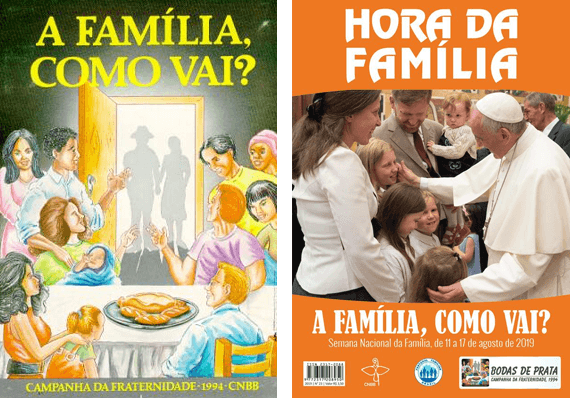 Resgatando o tema da CF 1994 para a Hora da Família 2019