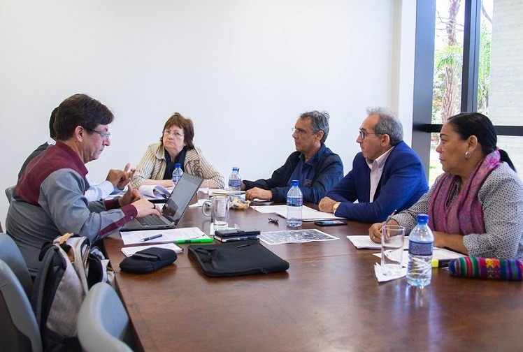 Equipe da Campanha da Fraternidade 2020 se encontra na sede da CNBB