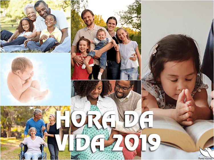 De 1º a 8 de outubro celebramos a Semana da Vida de 2019